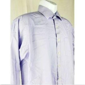 Michael Kors Dress Shirt Button-Front 16 1/2 34/35